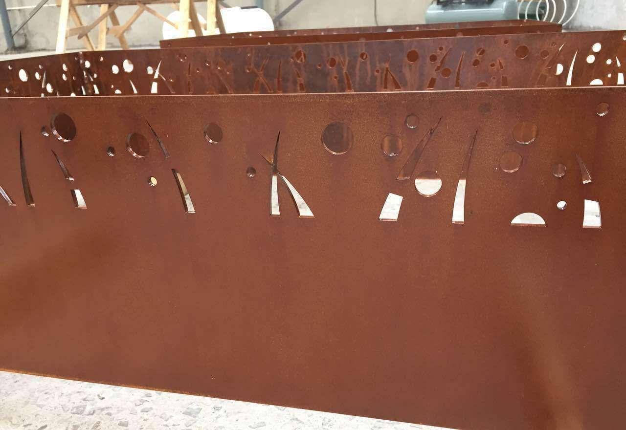 沂南锈蚀钢板